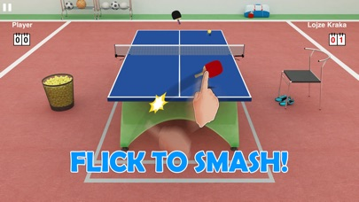 Virtual Table Tennis Скриншоты3