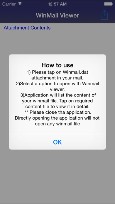 download Winmail dat Viewer for iPhone 6 and iPhone 6 Plus apps 0