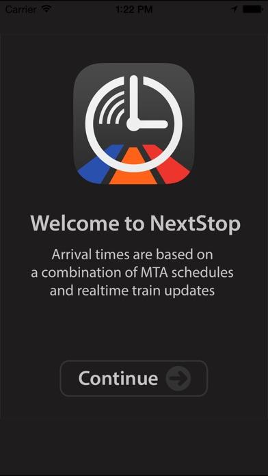 Nextstop review screenshots