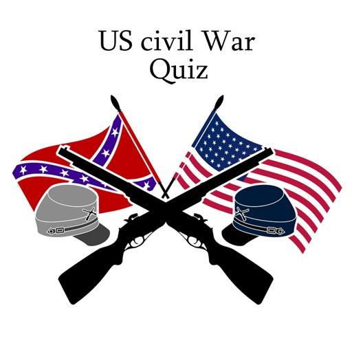 US Civil War Quiz iOS App