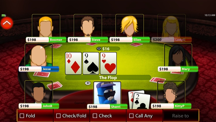 Play poker with friends offline blackjack pays 3 to 2 chart