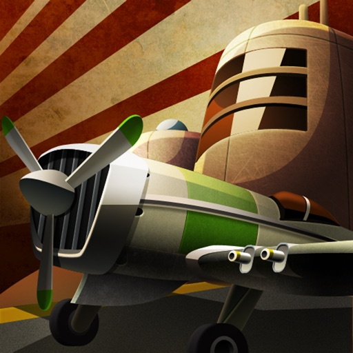 Plane Wars RTS iOS App