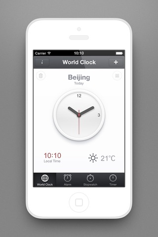 Smartisan Clock screenshot 1