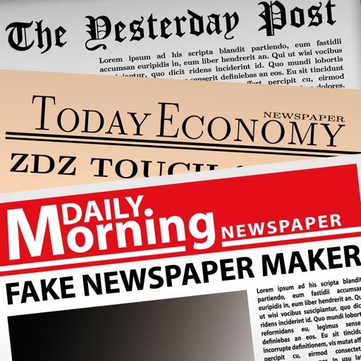 Fake Newspaper Maker Creator - App Store Revenue & Download ...
