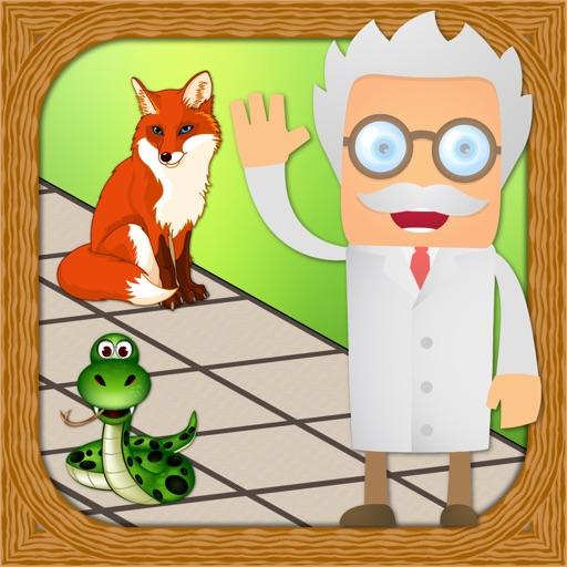 Dr. Evolution Puzzle Challenge iOS App
