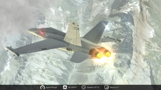 Flight Unlimited 2K16 - Flight Simulator Screenshot