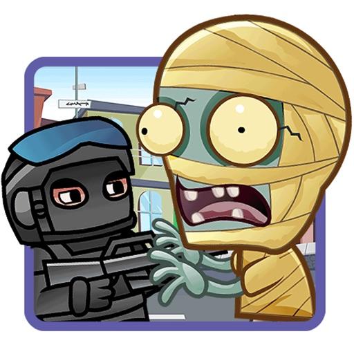 Swat Vs Zombies HD iOS App