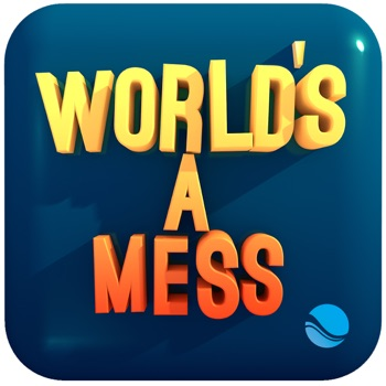 World's a Mess by The Verbs: A... for iPhone