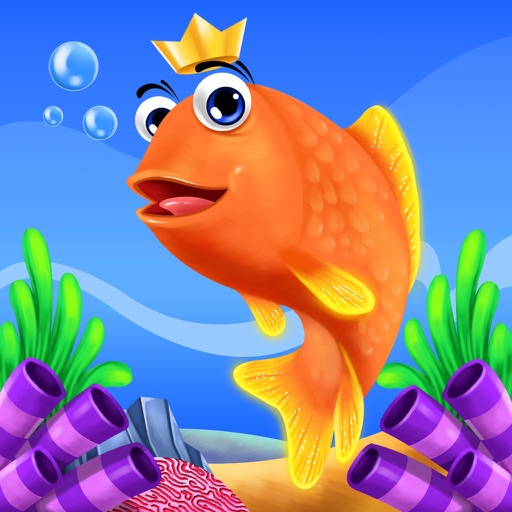 Quest of the King Fish iOS App
