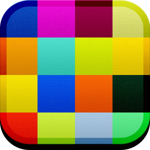 Colors 2048 - Free Icon