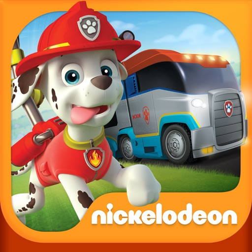 PAW Patrol Pups to the Rescue ... app for ipad