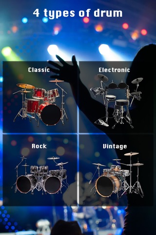 Exciting Drum Kit screenshot 2