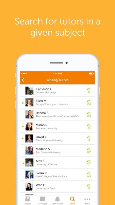tutors homework help online tutoring on the app store iphone screenshot 1