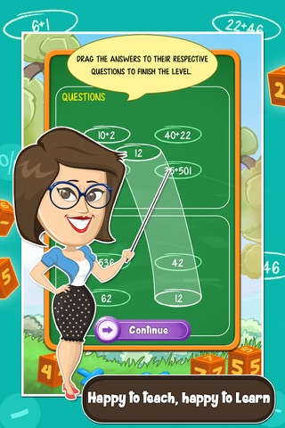 Maths Mania 2 screenshot 3
