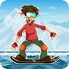 Adventure Snowboarding! Snowboard-Spiel bei Eis und Schnee