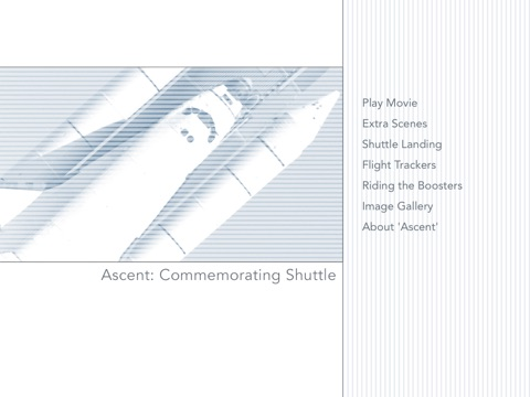 Ascent: Commemorating Shuttle screenshot 1