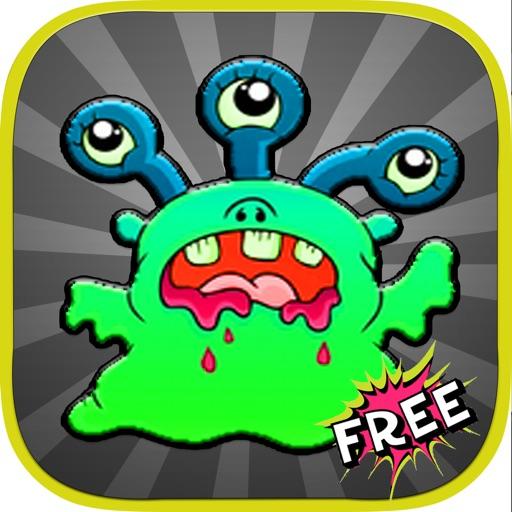 Monster Mush Free - Aliens Smasher Crushing Game iOS App
