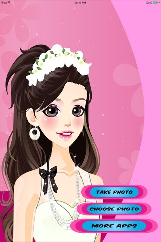 A Fashion Studio Princess Makeup FREE - A Royal Ball Palace Makeover screenshot 3