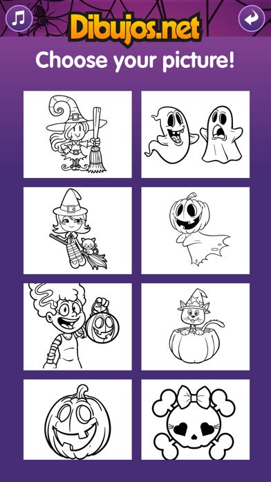 download Halloween Coloring Pages apps 2