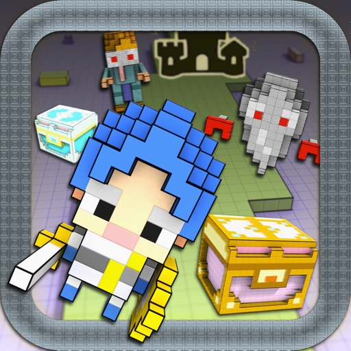 Dungeon Laughter: 3D voxel Roguelike game (no in-app purchase)