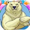 A Polar Snow Paradise Ice Frozen Flyer - Tap Arctic Holiday Rescue Bear Game Free