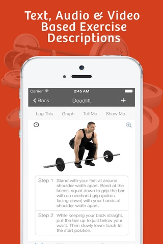 Fitness Trainer - Exercise & Workout Guide screenshot 2