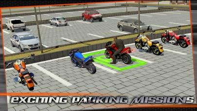 Screenshot #2 pour Bike Ride and Park Game