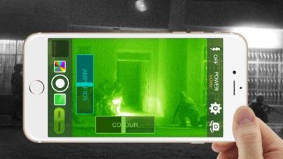 Night Vision Video Photo Camera Free review screenshots