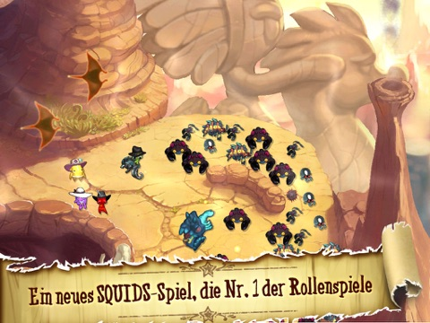 Squids Wild West Screenshot