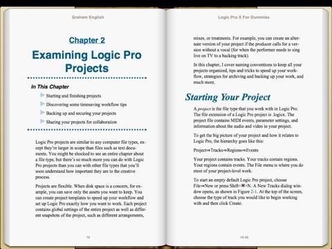 logic pro x for dummies pdf