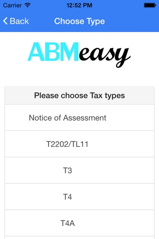 ABMEasy screenshot 4