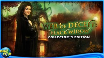 Web of Deceit: Black Widow - A Hidden Object Adventure-4