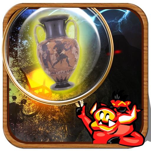 Defeat the Darkness Hidden Objects Secret Mystery iOS App