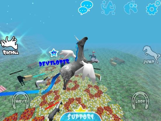 Hill Cliff Horse - Online на iPad