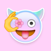 Emojil えもじる-オリジナル絵文字スタンプ、デコレーションカメラ