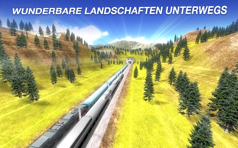 High Speed Trains 2 - England Screenshot