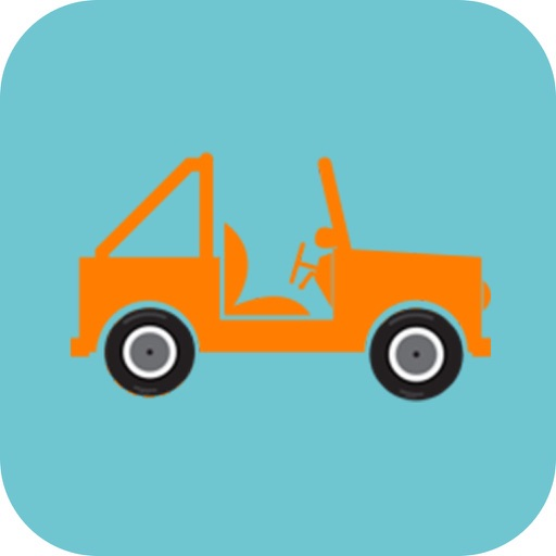 Smashy Road Jeep : earn to die on impossible road iOS App