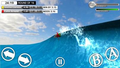 World Surf Tour - BCM Surfing Game Screenshot 2