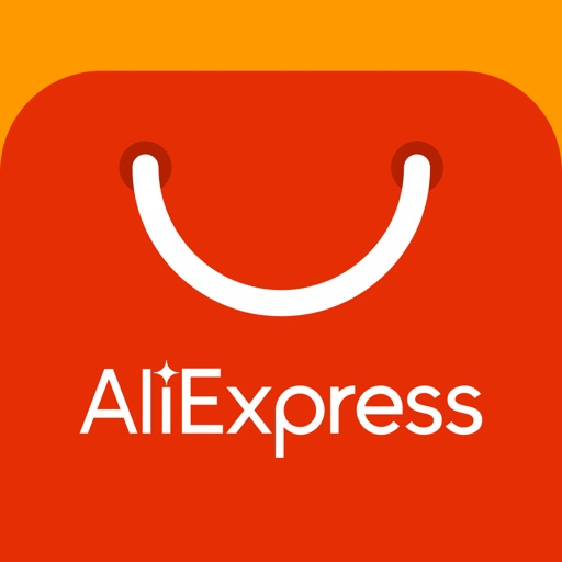 AliExpress Shopping App App Icon