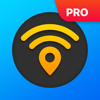 WiFi Map Pro - Scan & Get Passwords for free Wi-Fi Icon