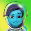Blue Apprentice Elementary Science Game by Galxyz