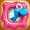 Sugar Worms - Sweetest Line-Matching Puzzle Game