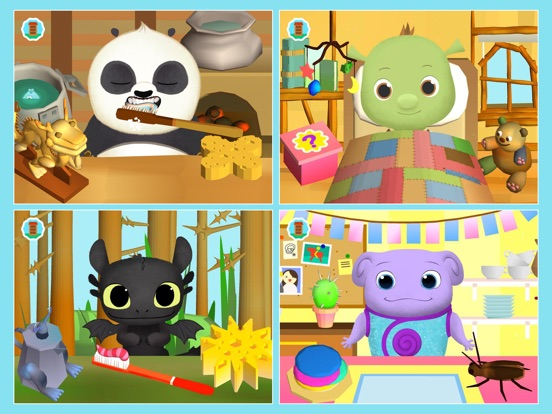 DreamWorks Friends Screenshots