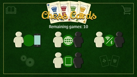 Chess Cards Mate! Screenshot