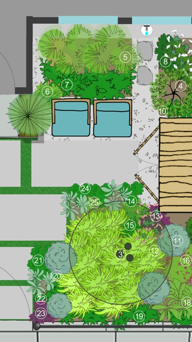 HOME OUTSIDEu00ae Landscape Design For Everyone On The App Store