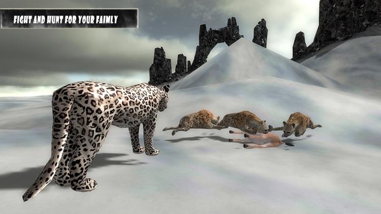 Snow Leopard Simulator 2017 Wild Big Cat Attack By Muhammad