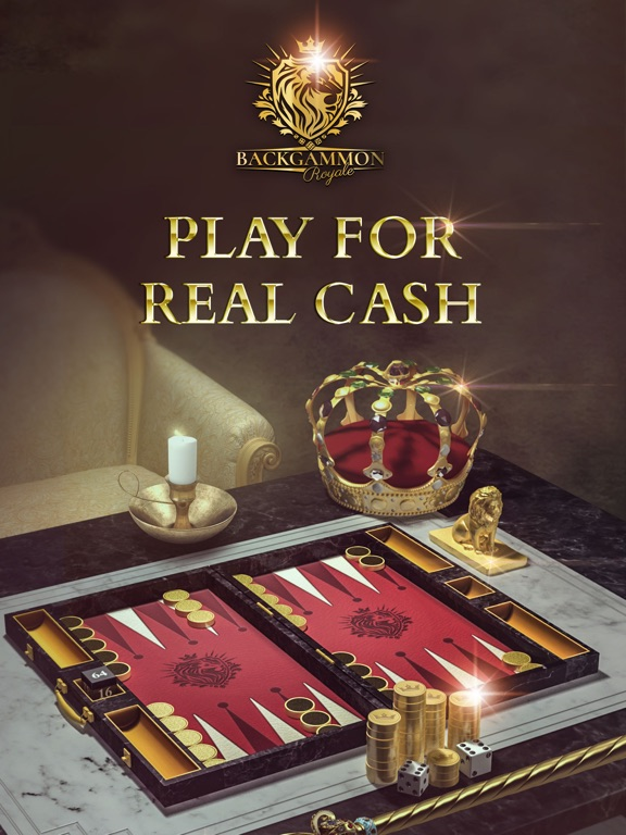 Play Backgammon For Real Money