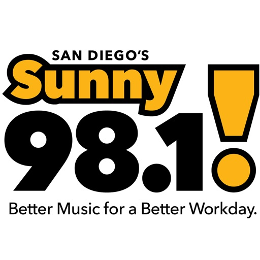 Sunny 98.1, KIFM San Diego iOS App