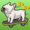 download Cutie French Bulldog Stickers