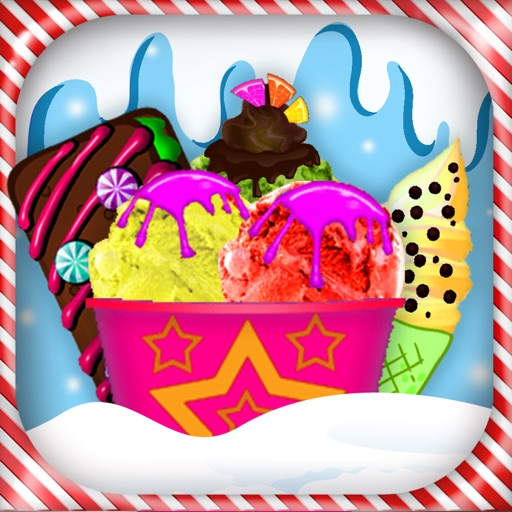 Christmas Cookies and Treats Maker - Cook Snacks in the Kitchen For Santa iOS App